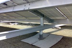 Unterkonstruktionen für PV-Anlagen